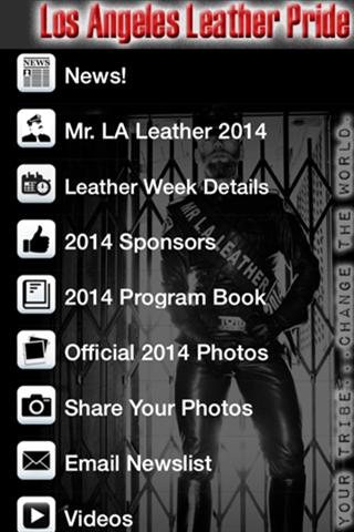 LA Leather Pride