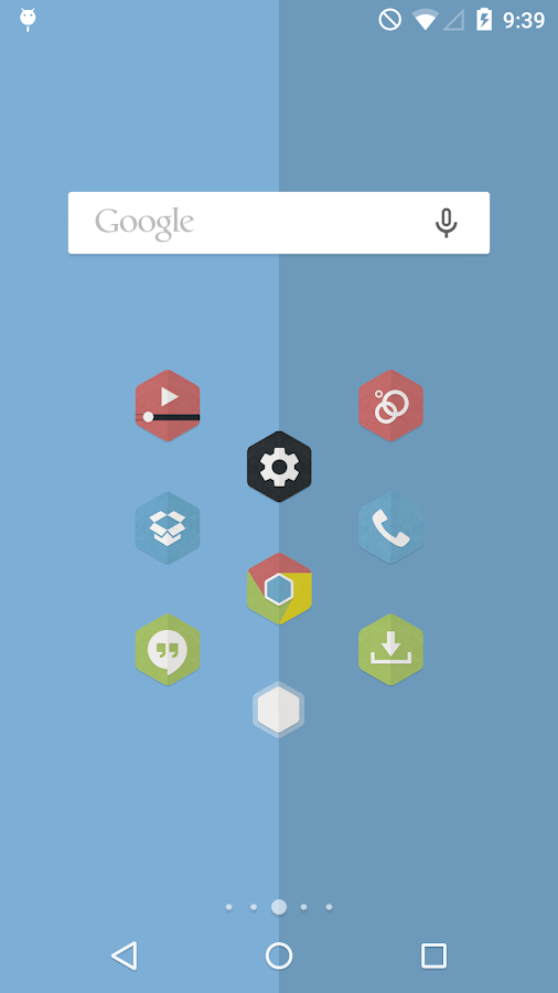 Hexacon - Icon Pack- screenshot