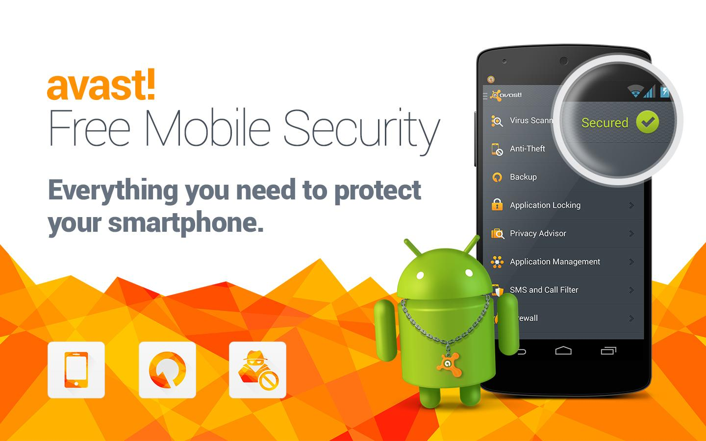 ����� ����� ������� ������� ������ avast Mobile Security