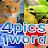 4 Pics 1 Word logo