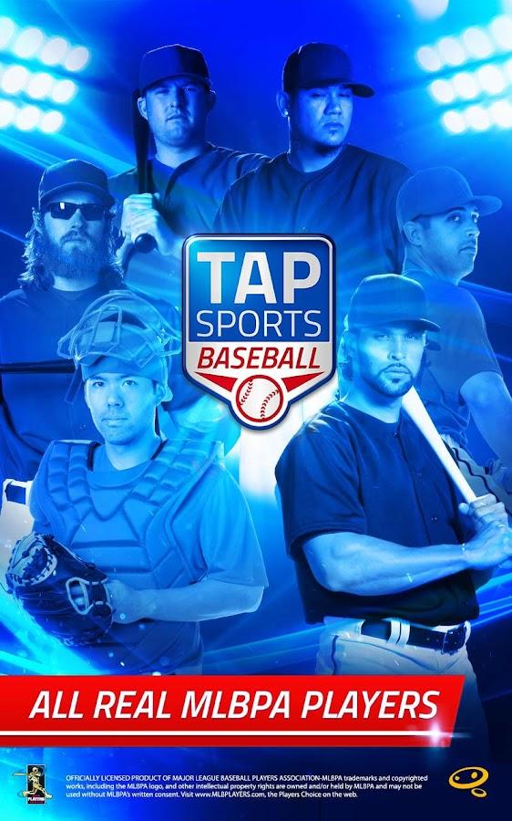 TAP SPORTS BASEBALL - screenshot
