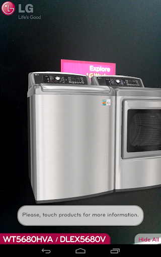 LG Washer 3D Rear US en