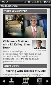 The Oklahoman screenshot 2