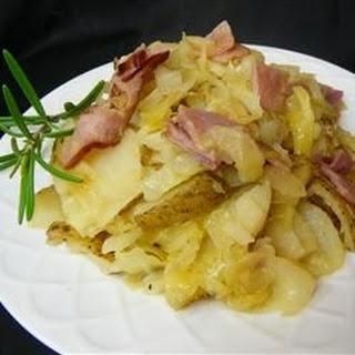 Ham Cabbage Potatoes Recipes.