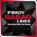 Pinoy Basag Lines icon