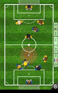 Fun Football World Cup soccer - screenshot thumbnail