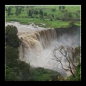 The Blue Nile Puzzle