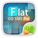 GO SMS Pro Z Flat Theme EX icon