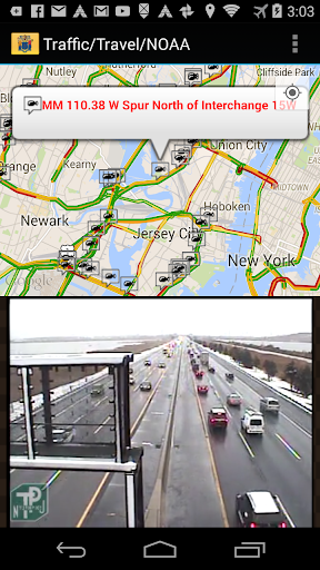New Jersey Traffic Cameras Pro