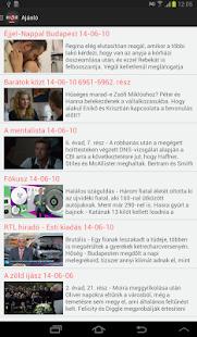 RTL Most - screenshot thumbnail