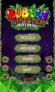 Bubble shooter animal - screenshot thumbnail