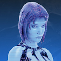 Halo Cortana Sound Board logo
