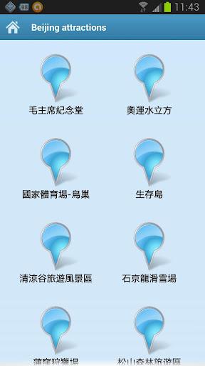 北京旅遊景點介紹