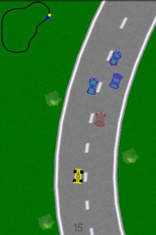 Craigs Race- screenshot