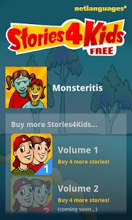 Stories for Kids (Free) - screenshot thumbnail