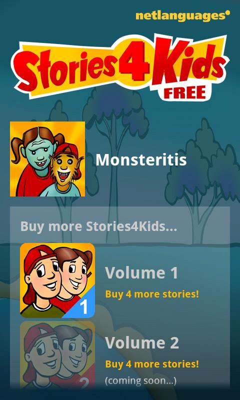 Stories for Kids (Free) - screenshot