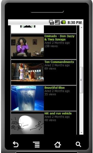 DoroTV - Nigerian online TV