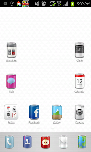 CAN go launcher theme