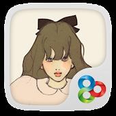(FREE) Alice GO Launcher Theme
