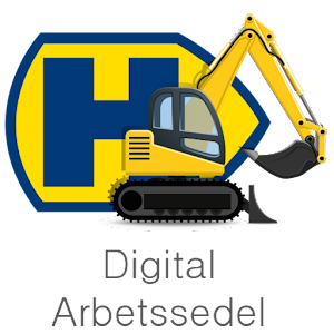 Digital Arbetssedel - Hogia APK