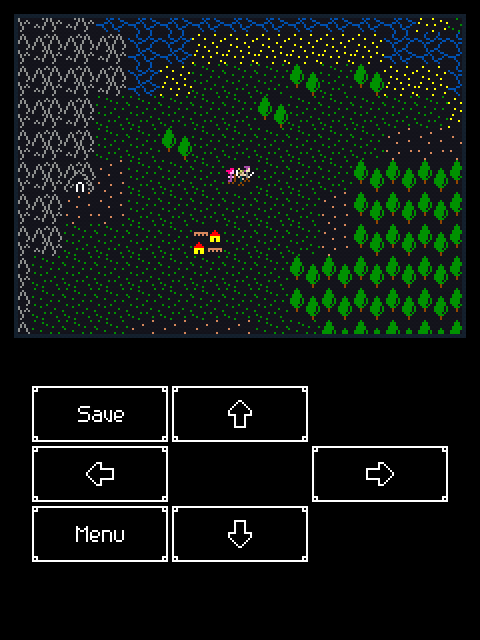 Eternal Lux • 8-Bit retro RPG!- screenshot