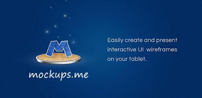 Mockups.me Wireframes