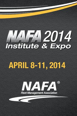 NAFA 2014 Institute Expo