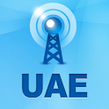 tfsRadio UAE راديو logo