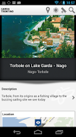Screenshot of Lake Garda Trentino Guide