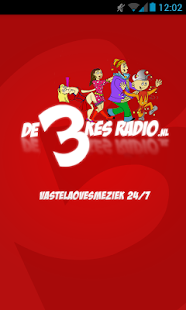 De 3kes Radio - screenshot thumbnail