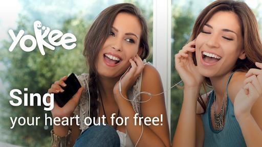 玩免費音樂APP|下載Yokee: 您可以在YouTube 上免费唱卡拉OK app不用錢|硬是要APP
