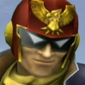 Brawl Boards: Captain Falcon