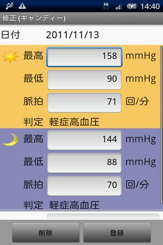 玩免費健康APP|下載血圧帳 Lite app不用錢|硬是要APP