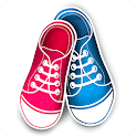 Lacing Shoes icon