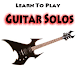 Learn To Play Guitar Solos