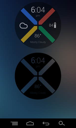 Nexus - Zooper Widget Pro