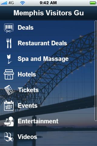 Memphis Visitors Guide