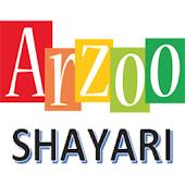 Arzoo Shayari