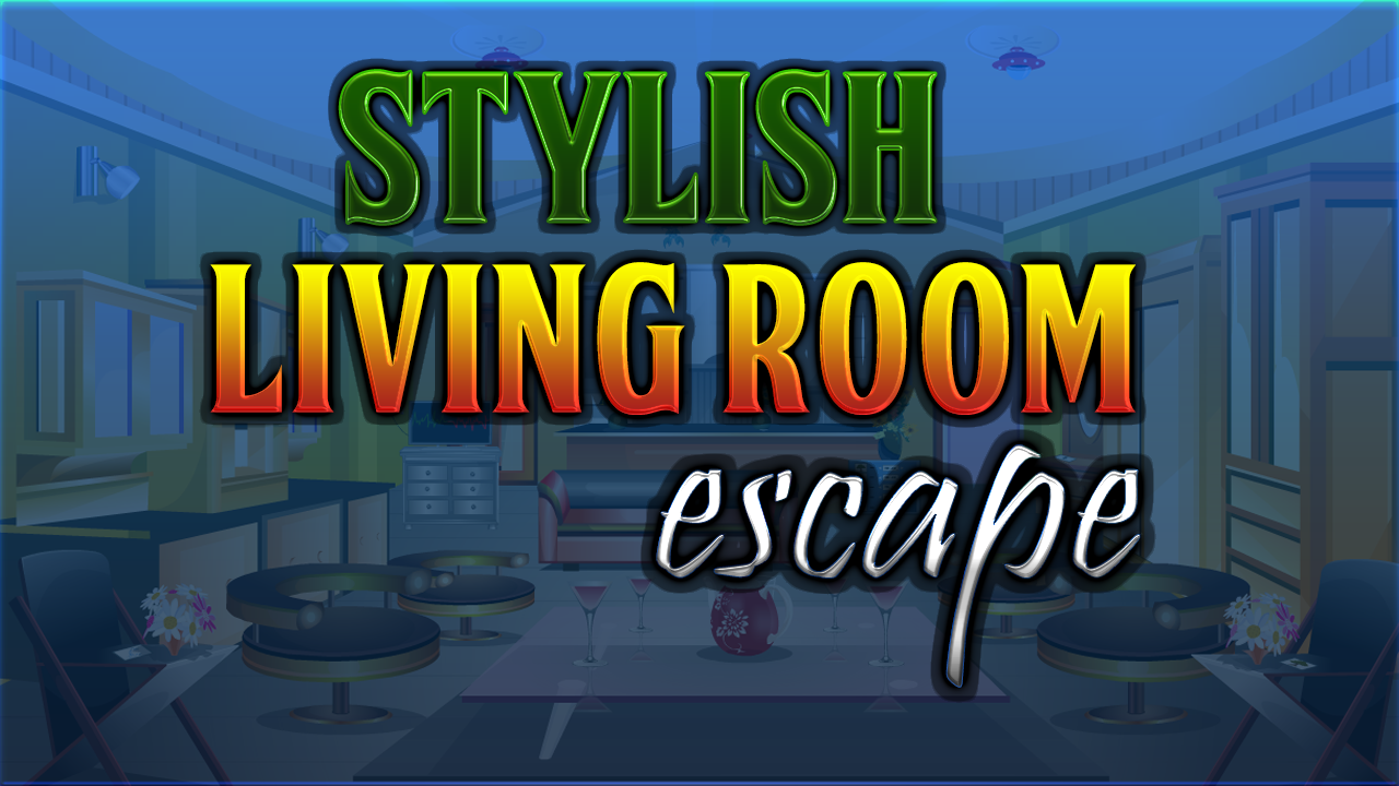 Stylish living room escape - screenshot