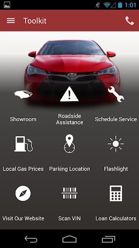 Longo Toyota Scion DealerApp