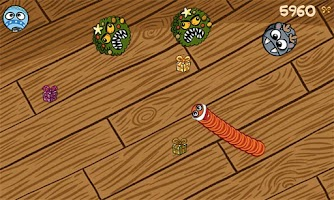 Screenshot of Doodle Grub Christmas Edition