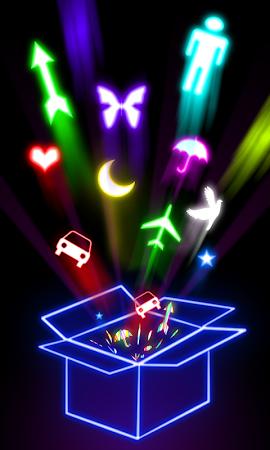 Glow Draw 2.4 screenshot 627871