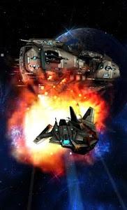 Live Space Battle Wallpaper v1.1
