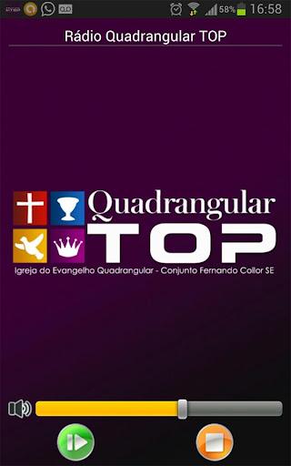 Rádio Quadrangular TOP