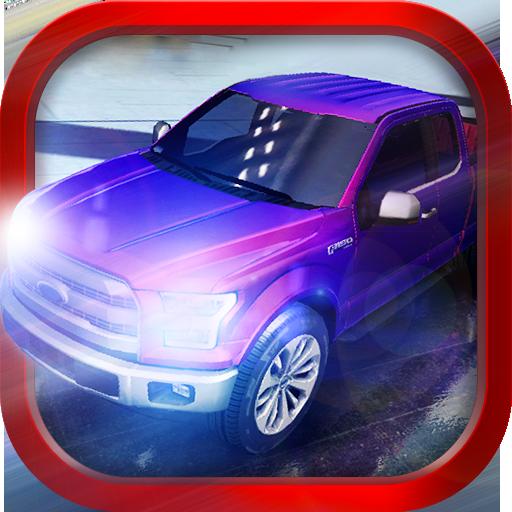 瘋狂越獄汽車 賽車遊戲 App LOGO-硬是要APP