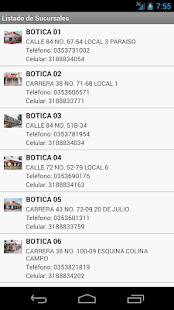 Drogueria La Botica- screenshot thumbnail