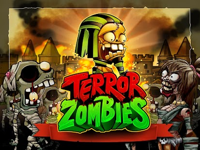 Terror Zombies: Human Invasion