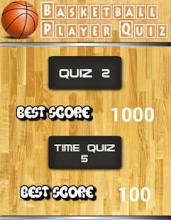 NBA Basketball Stars Quiz lite