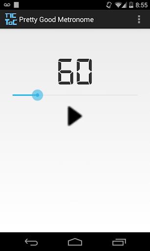 Pretty Good Metronome