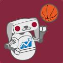 SIU Football & Basketball logo